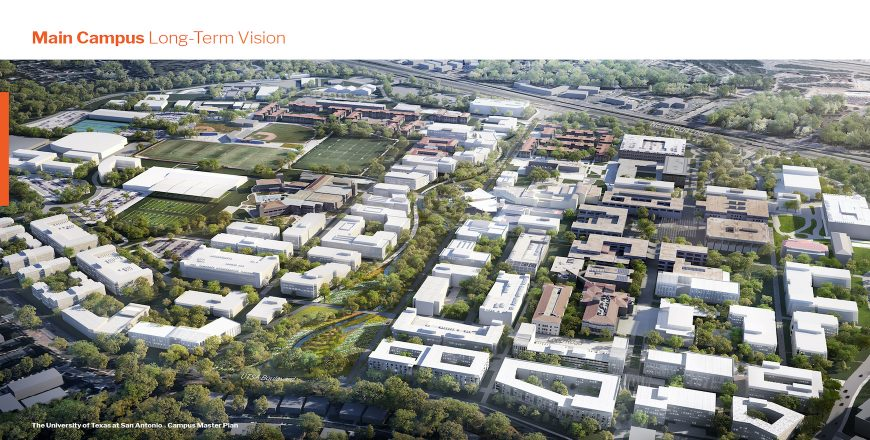 The University of Texas at San Antonio - UTSA Campus Master Plan