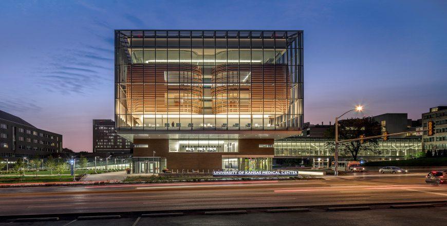 University of Kansas - Health Education Building