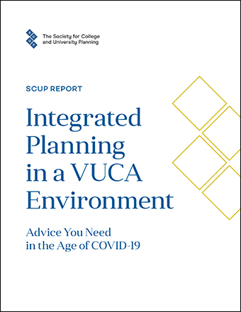 Cover (Integrated Planning in a VUCA Environment)