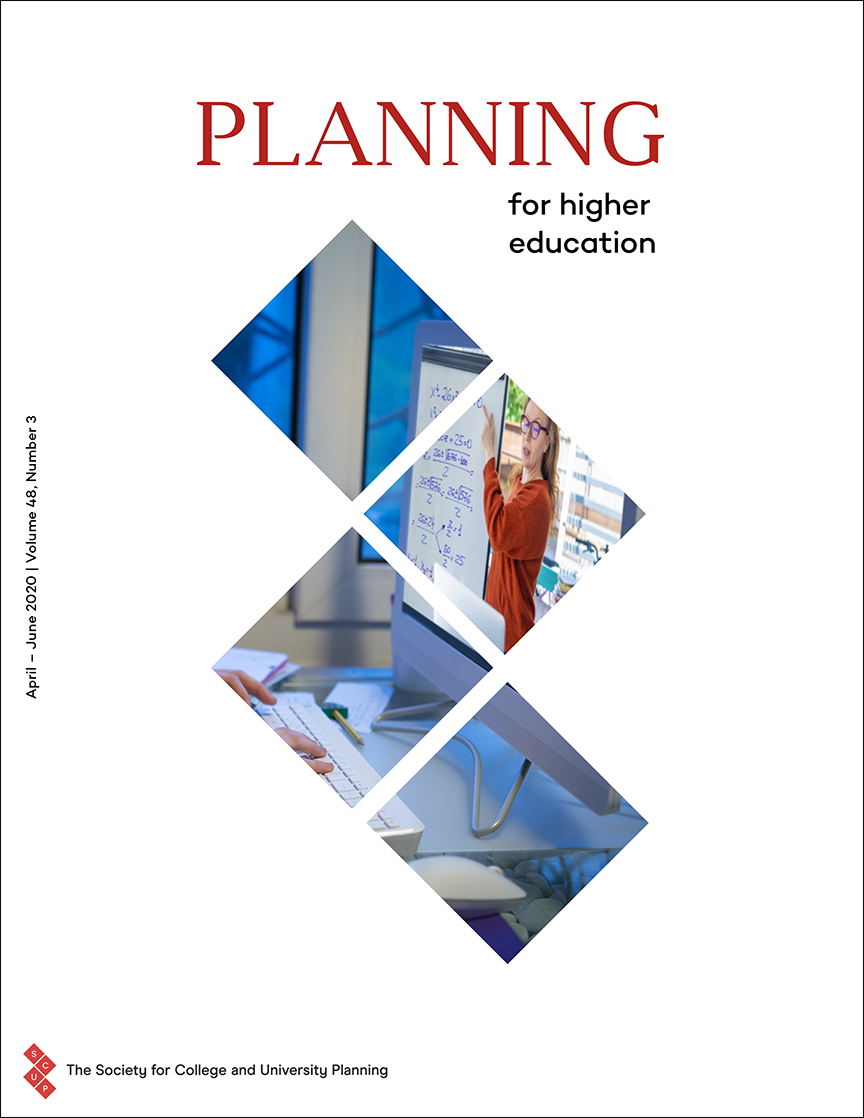 Cover (Rebooting a COVID-19-Stalled Strategic Planning Process)