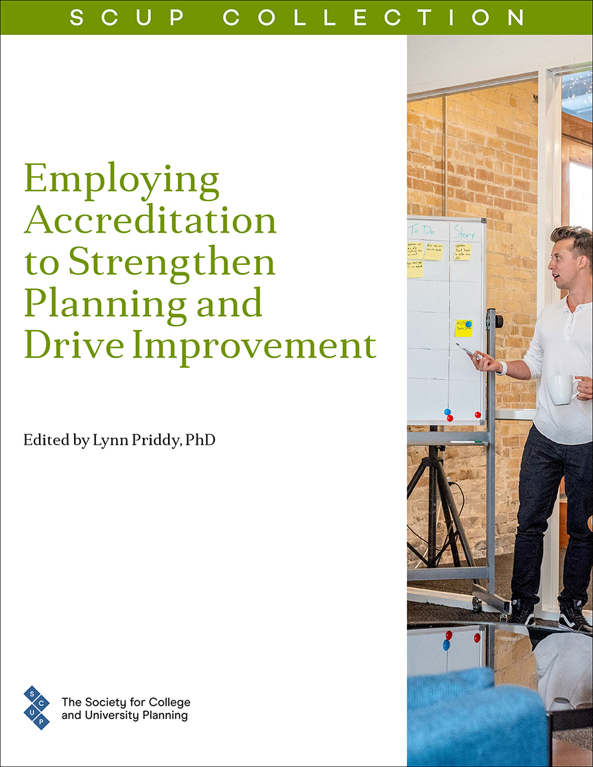 Cover (Collection: Employing Accreditation to Strengthen Planning and Drive Improvement)