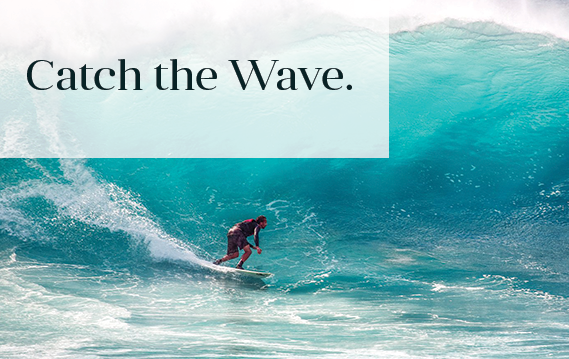 Catch the wave. Join SCUP.