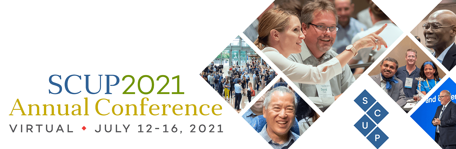 SCUP 2021 Annual Conference - Virtual July 12-16