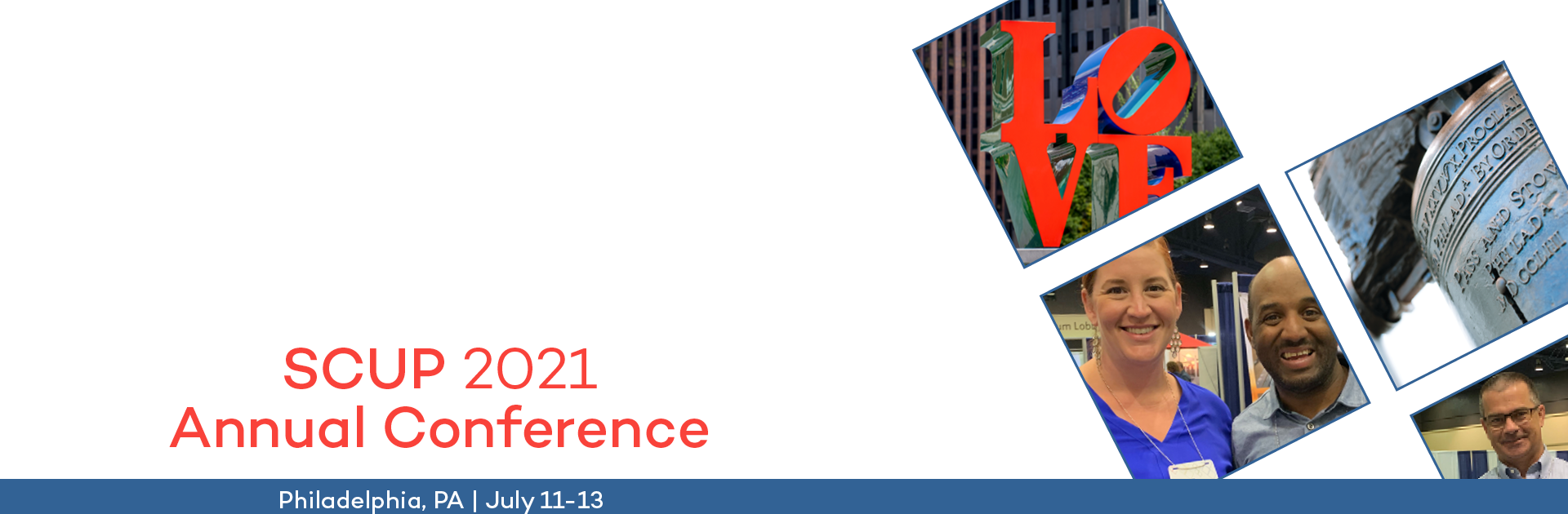 SCUP 2021 Annual Conference - July 11-13