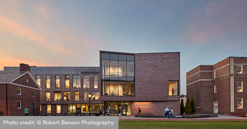 Lafayette College - Rockwell Integrated Sciences Center