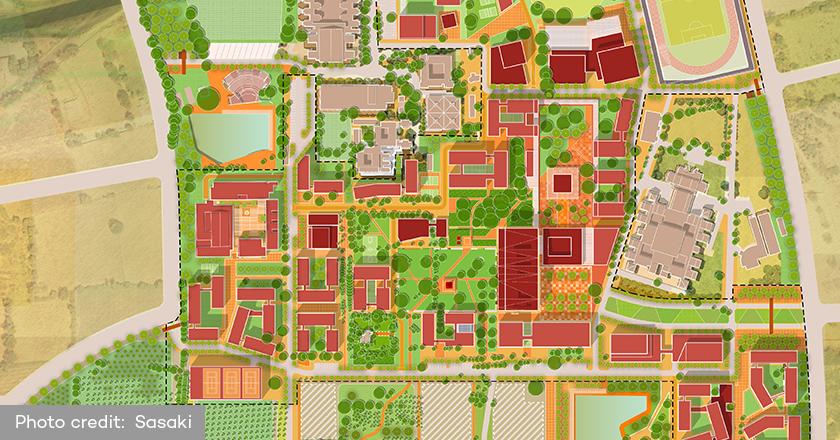 Anant National University - Anant National University New Campus Master Plan