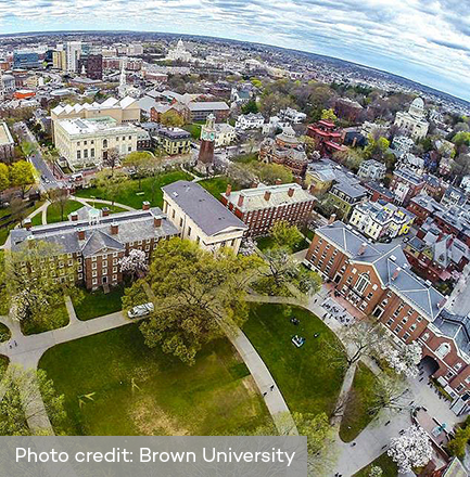 Brown University - Thermal Efficiency Project