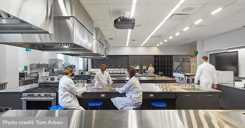 Ryerson University - Daphne Cockwell Health Sciences Complex