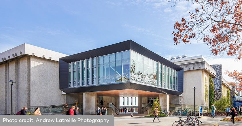 University of British Columbia  - UBC BioSciences Renewal Project