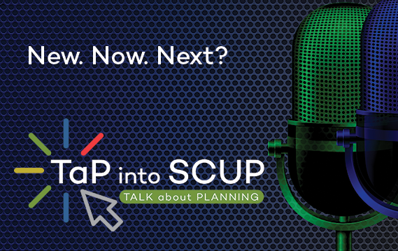 TaP into SCUP - New. Now. Next?