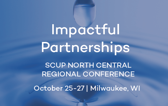 SCUP North Central Regional Conference Oct in Milwaukee