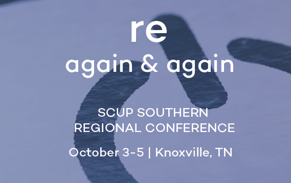 SCUP Southern Regional Conference Oct in Knoxville