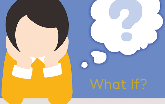 What if? Questions around Trends in Higher Ed explored.